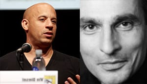 Synchronsprecher Vin Diesel oder: Fast, Furious & prägnant