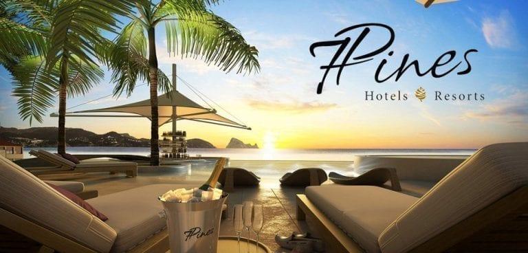 🏩 Telefonansage Hotel – 7Pines Resort Ibiza