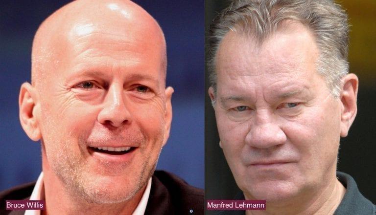 Bruce Willis Telefonansage