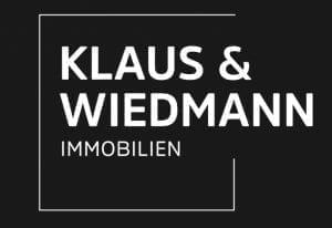 Klaus Wiedmann immobilien Logo