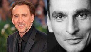Synchronsprecher: Nicolas Cage